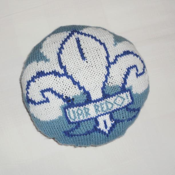 Kudde med scoutlilja