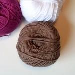 Drops Safran brun