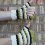Tummen upp för handledsvärmare