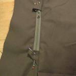 Nålade flärpar till ficka