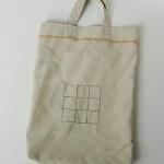 Fia med knuff-väska Luffarschack-sidan