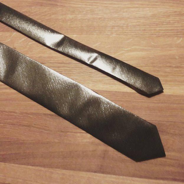 Guldglittrig slips